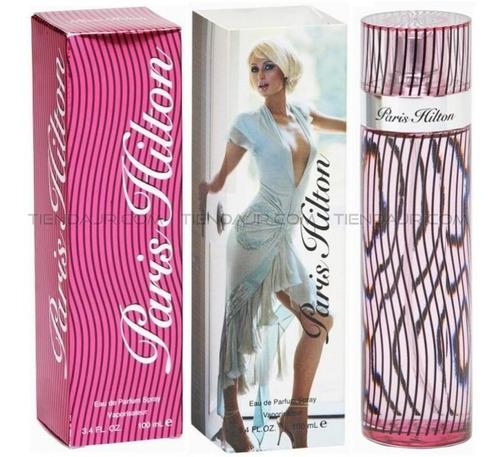 Perfume Paris Hilton Dama 100 Ml. 100% Originales