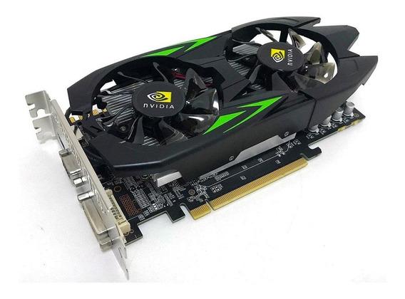 Placa De Video Geforce Gtx 550ti 1gb Ddr5 128bits 1500mhz