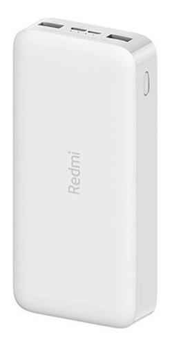 Power Bank Xiaomi 20000mah Fast Charge 18w Cargador Portátil