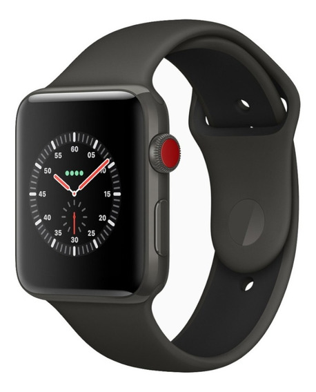 Reloj Apple Watch Series 3 42mm Aluminio Gps M7-0628 Reco