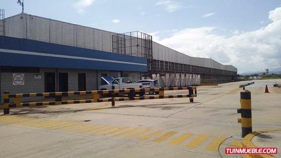 Galpon En Alquiler En Zona Industrial El Recreo 19-16677 Gz