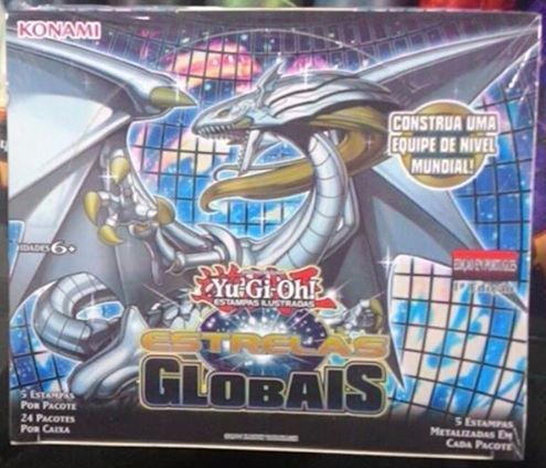 Booster Box Yu-gi-oh! - Estrelas Globais