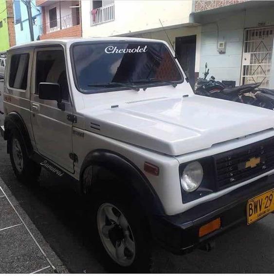 Chevrolet Samurai Samurai