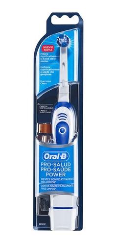 Imagen 1 de 6 de Cepillo A Pilas Dental Oral-b Pro-salud Power 1 Pza