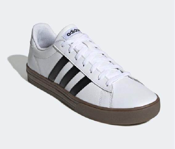 Tenis adidas Daily 2.0 Blanco