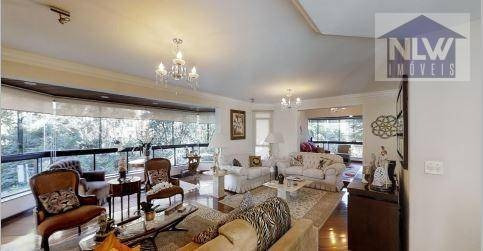 Apartamento Com 4 Dormitórios À Venda, 160 M² Por R$ 589.000,00 - Vila Suzana - São Paulo/sp - Ap1594