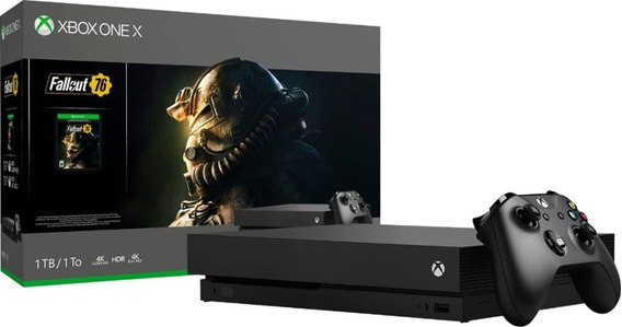 Xbox One X 1tb Fall Out 76
