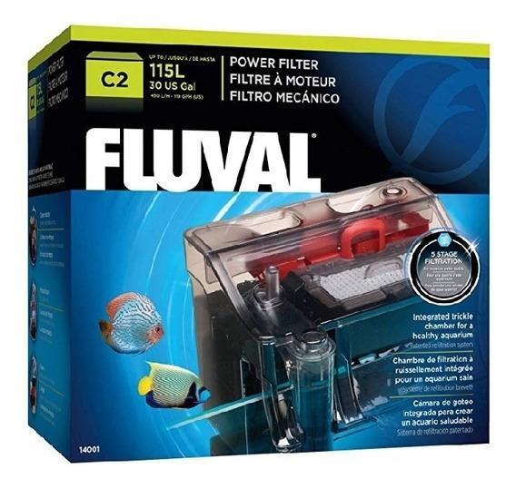 Filtro C De Potencia Marca Fluval Acuario Peces Pecera
