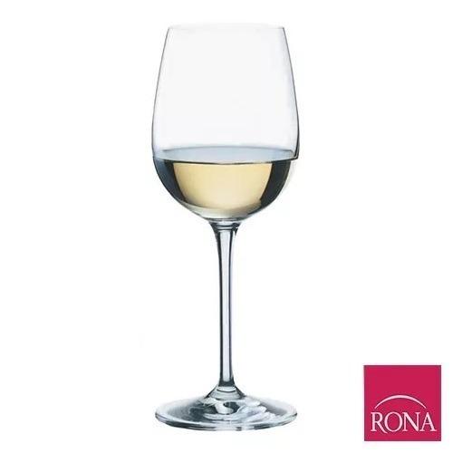 Copa De Cristal Vino Degustacion Rona 450 Ml Caja X 2 Uni