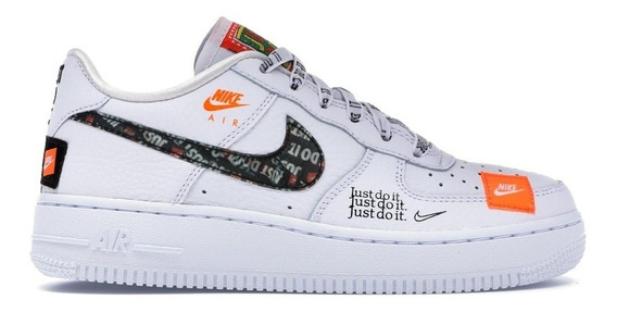 Zapatillas Nike Air Force 1 Just Do It Pack