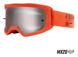 Goggle Fox Main Gain