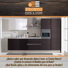 Cocinas Empotradas I Closets I Vestier I Diseños 3d