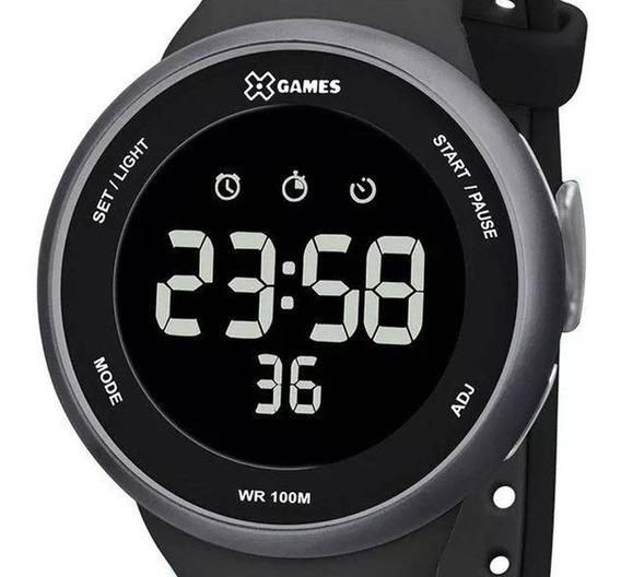 Relógio Masculino X Games Modelo Xmppd485 Pxpx Nota Fiscal