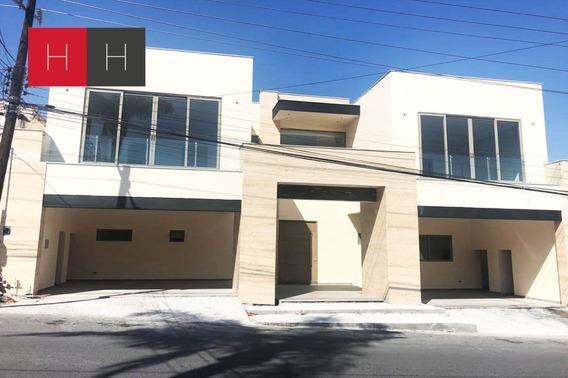 Casa En Renta Lomas Del Valle San Pedro Al Norte De Monterr