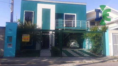 Imagem 1 de 25 de Casa Com 4 Dormitórios À Venda, 266 M² Por R$ 900.000,00 - Villa Branca - Jacareí/sp - Ca0759