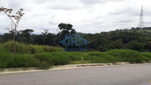 Terreno À Venda, 723 M² Por R$ 808.630,86 - Aldeia Da Serra - Santana De Parnaíba/sp - Te0488