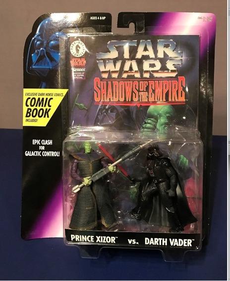 Darth Vader Vs Prince Xizor + Hq - Shadows Of The Empire