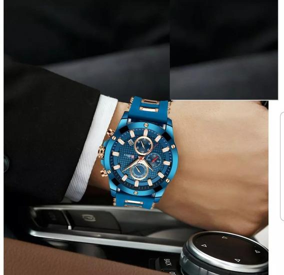 Relógio De Luxo Biden Importado