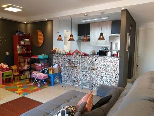 Belíssimo Apartamento A Venda Em Jundiaí - Condomínio Esplendido - Vila Guarani/rua Do Retiro - Ap00098 - 68295078
