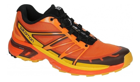 Zapatillas Salomon Wings Pro 2 M Asfl70sint