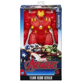 Boneco Hulkbuster Titan Hero Series - Hasbro - B6496
