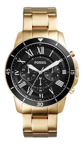 Relogio Fossil Masculino Fs5267/4pn.