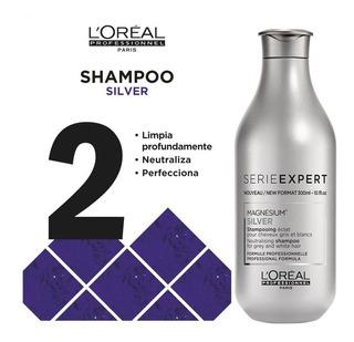 Shampoo Silver L