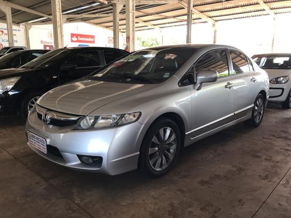Honda Civic Lxl 1.8 16v Flex Mec. 2010