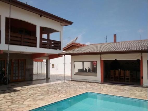 Casa Residencial À Venda, Jardim América, Campo Limpo Paulista. - Ca0525