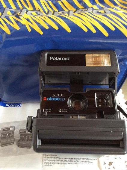 Camera Fotográfica Polaroid 636 Close Up