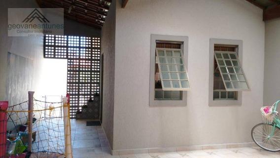 Casa Com 2 Dormitórios À Venda, 80 M² Por R$ 275.000,00 - Jardim Esmeralda - Limeira/sp - Ca0305