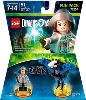 Lego Dimensions Fantastic Beast Tina Goldstein