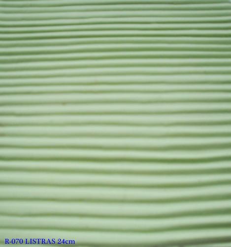 Imagem 1 de 2 de Rolos De Textura Listras Pasta Americana E Biscuit