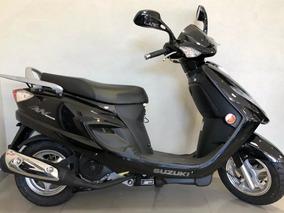 Scooter Suzuki An 125 0km 2017