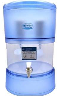 Filtro Purificador Agua Alcalina 16 Lts 2 Velas Tripla Açao