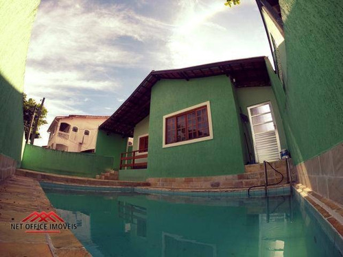 Imagem 1 de 11 de Casa Com 2 Dormitórios À Venda, 82 M² Por R$ 530.000,00 - Bosque Dos Eucaliptos - São José Dos Campos/sp - Ca0464