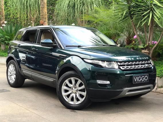 Land Rover Range Rover Evoque 2.0 Pure Tech 4wd 16v