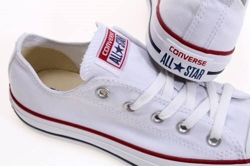 Tenis Converse Blancos All Star 100% Originales