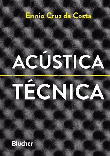 Imagem 1 de 1 de Acústica Técnica