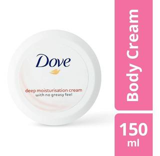 Crema Dove Cuidado Corporal Nutritivo-crema De Belleza 150ml