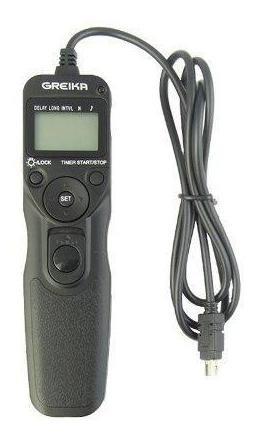 Controle Disparador Remoto Com Timer - Nikon