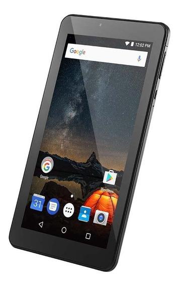 Tablet Multilaser M7s Plus Quad Core 16gb 7 Wi-fi 8.1 Preto