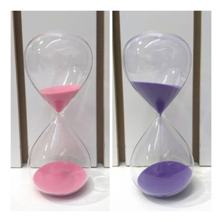 Reloj De Arena De Colores Color Decoracion Sipi Shop
