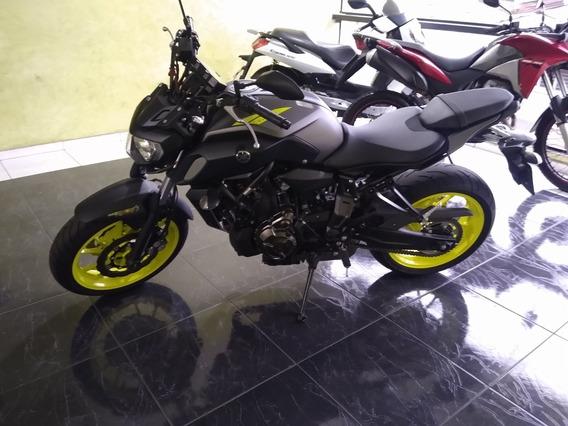 Yamaha Mt 07 2019 4.000 Km Super Nova
