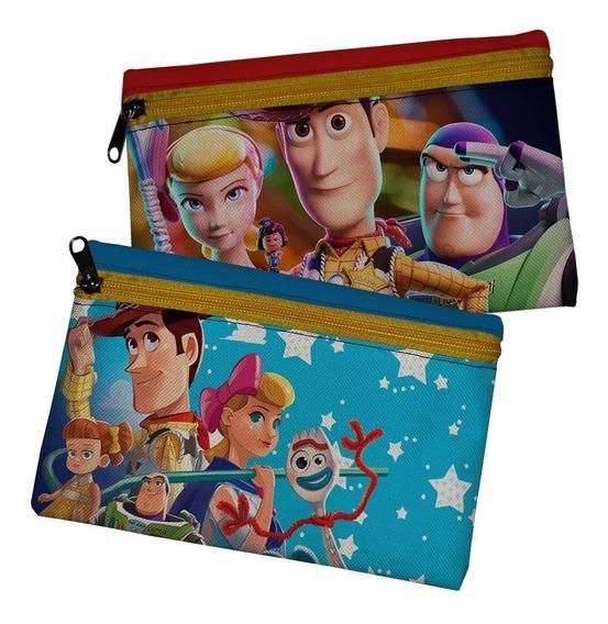 15 Lapiceras Personalizada Escuela Toy Story 4 Super Precio