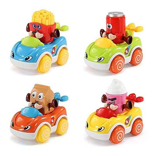 Vehiculos Con Muñecos Para Bebé De 1 Año De Edad