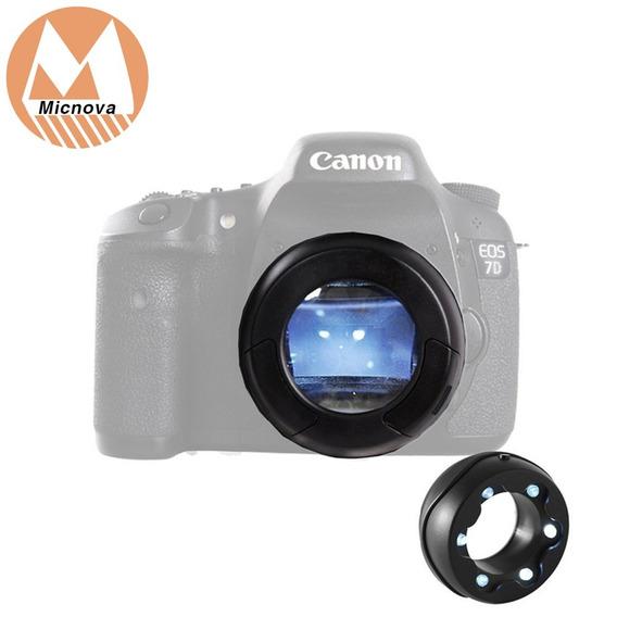 Lupa Para Limpeza De Sensores De Câmeras Dslr - Micnova