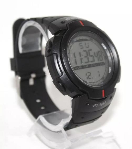 Relógio Digital Atlantis G7330 Shock A Prova D´água Original