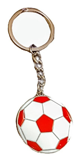Llaveros Pelotas De Futbol Con Los Colores De Tu Equipo!!