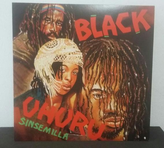 Black Uhuru - Sinsemilla. Lp,vinil Importado.